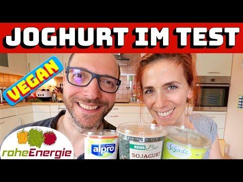 Veganer Joghurt im Test