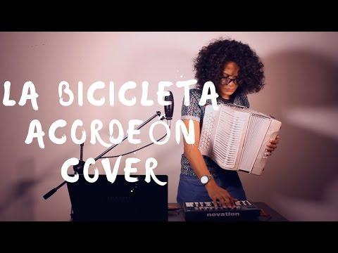 La Bicicleta -  Carlos Vives ft Shakira Mulett Acordeón CoverRemix