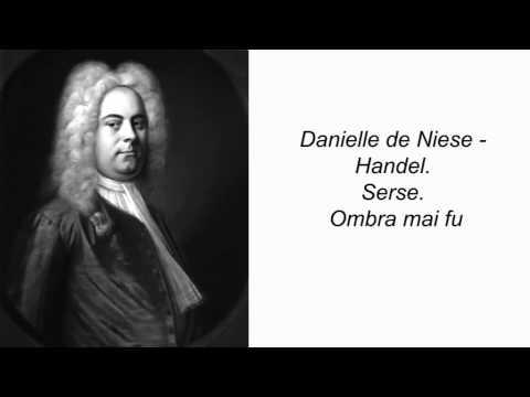 Danielle de Niese - Handel. Serse. Ombra mai fu