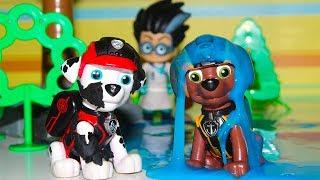 Щенячий патруль нові серії ЦУЦЕНЯТА І НЕБЕЗПЕЧНИЙ ПОХІД Розвиваючі мультики про машинки Іграшки PJ Masks