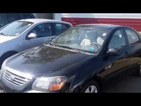 2009 Kia Spectra LX walkaround and review