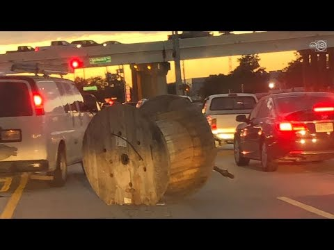 SPOOL CITY IV: Houston drivers face another road hazard