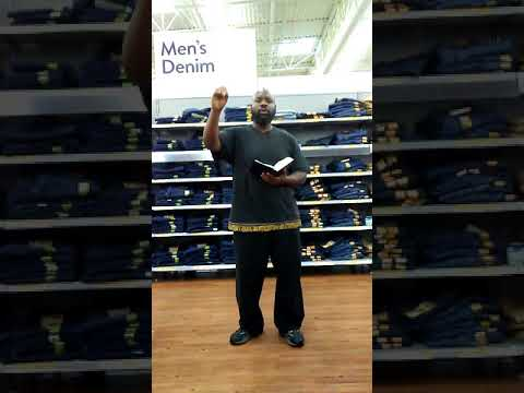 Hebrew Israelites show out to expose RACISM at Walmart in scandalous