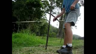Setting Up Solar Powered Electric Fencing For Cattle