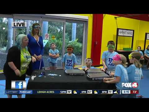 Spring Camp offers hands-on activities to spark creativity - 8am live report