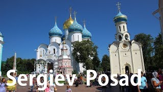 SERGIEV POSAD: el vaticano ruso  | Viajando con Mirko