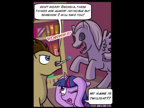 Doctor Whooves Adventures: The Doctor Meets Twilight