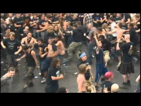 Lamb Of God - Laid To Rest - Download Festival 2007