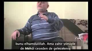 Melami Şeyhi, Ahmet Arslan Efendi, Hz. İsa (a.s) ve Hz. Mehdi (a.s)'ın yaşadığını anlatıyor