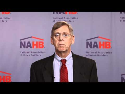 NAHB By the Numbers: Housing Market Index
