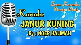 KARAOKE JANUR KUNING (NOER HALIMAH)