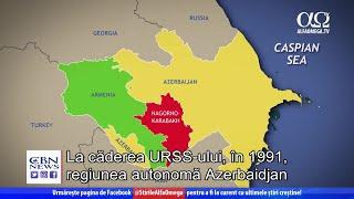 Washingtonul dorește să pună capăt conflictului dintre Armenia și Azerbaidjan | Știre Alfa Omega TV