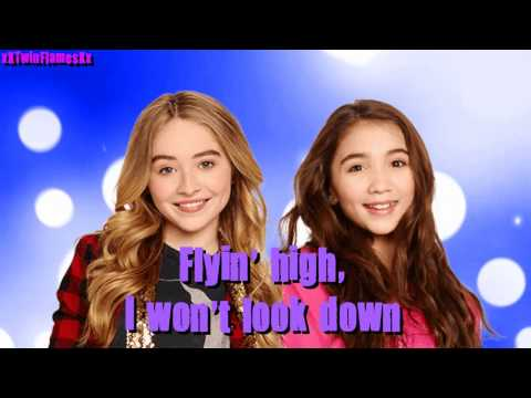 Take On The World Lyrics | Rowan Blanchard & Sabrina Carpenter