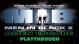 Men In Black 2 Alien Escape Playthrough part 3