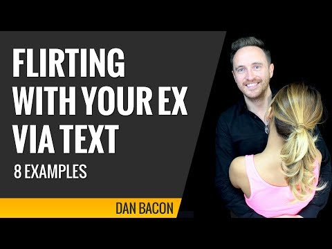Flirting With Your Ex Via Text (8 Examples)