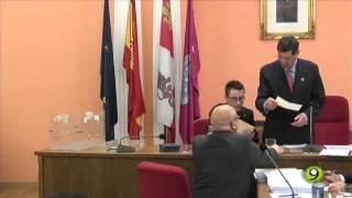 Investidura Corporación Municipal 2015-2019 Medina del Campo
