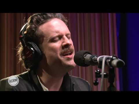 """Father John Misty performing """"Things It Would Have Been Helpful To Know..."""" Live on KCRW"""