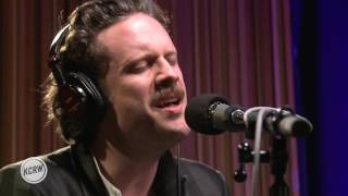 "Father John Misty performing ""Things It Would Have Been Helpful To Know..."" Live on KCRW"