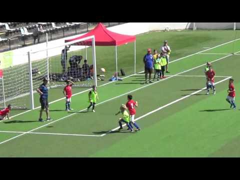 (12/03/2016) Sydney United vs Southern Branch FC (U9 Trial Game 2)