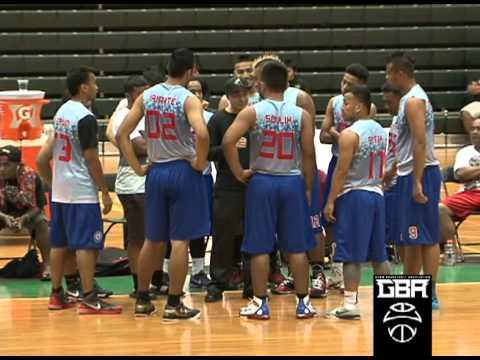 Guam Basketball: 4-Stars vs. Autopsot Phoenix Sons (3 of 6)