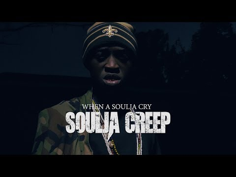 "Soulja Creep -  Kodak Black Remix ""When A Soulja Cry"""