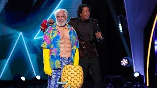 """Tommy Chong on Being the Pineapple on """"The Masked Singer"""" 