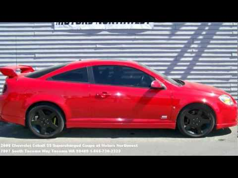 2006 chevrolet cobalt ss supercharged coupe 14995 at motor youtube. Black Bedroom Furniture Sets. Home Design Ideas