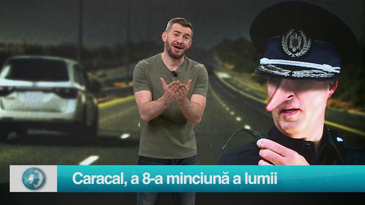 Caracal, a 8-a minciună a lumii