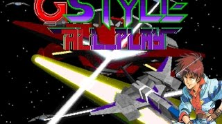 GRADIUS TYPE FREE GAME G STYLE ALL PLAY  (グラディウス風フリーゲーム Gスタイル オールプレイ)