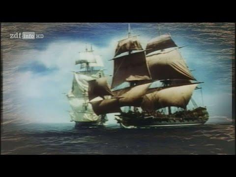Doku Tauchfahrt in die Vergangenheit - Sir Henry Morgan - Pirat im Auftrag seiner Majestät HD