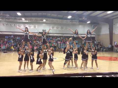 Ralls High School Cheerleaders