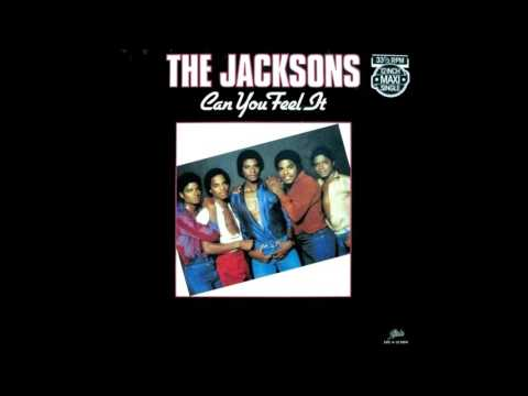 The Jacksons - Can you feel it 12'' (1980)