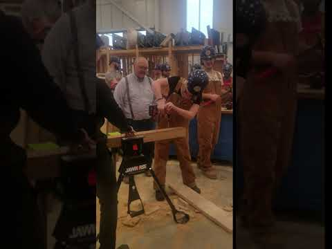 PAT Institute - Milwaukee Tools Drill Demo