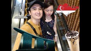 Singapore Vlog #2 | Free Breakfast?? Merlion!