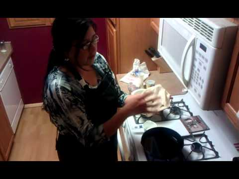 How to make Navajo Fry Bread
