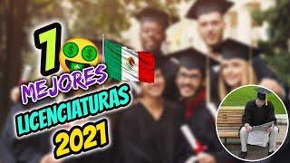 7 Carreras Universitarias MEJOR PAGADAS En México 2021 💰👍✔