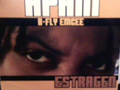 "Apani B-Fly Emcee - Soul Control - Estragen 12"" EP"