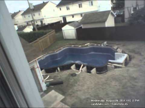 3 installation piscine creus tr vi youtube for Piscine trevi