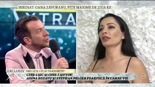 Adina Buzatu și Stephan Pelger comentează vestimentațiile vedetelor