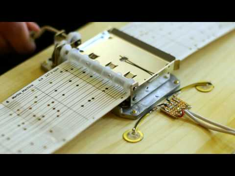 Marble Machine Cover with MusicBox