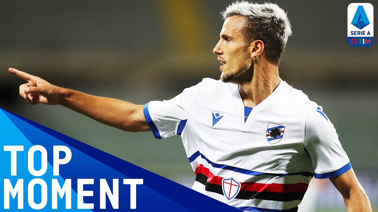 Goalkeeper assists AMAZING lobbed finish | Fiorentina 1-2 Sampdoria | Top Moments | Serie A TIM