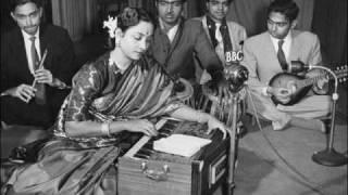 Geeta Dutt: Dil baar baar ghabaraaye : Film - Chand Sitare (1948)