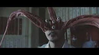 Parasyte  Live Action Movie Fight Scenes - Reversed