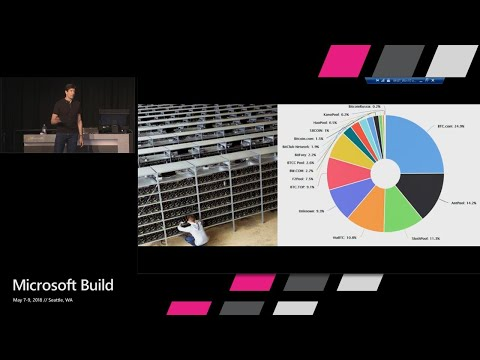 An Introduction to Blockchain with Mark Russinovich : Build 2018