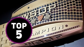 Bringing the Bling | Top 5 WSOP Bracelet Winners | Poker Central