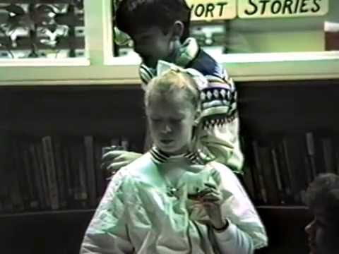 Marlton Middle School 6th Grade Play - A Christmas Carol (1987-88) Part 3