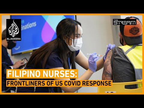 🇵🇭 Why have so many Filipino nurses in the US died from COVID-19? | The Stream