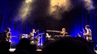 Tesla Boy - M.C.H.T.E/Keyboards & Synths LIVE in Erarta Saint-Petersburg (2015)