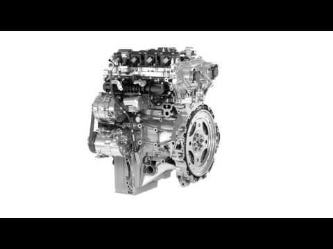 Jaguar Land Rover Ingenium Petrol Engine