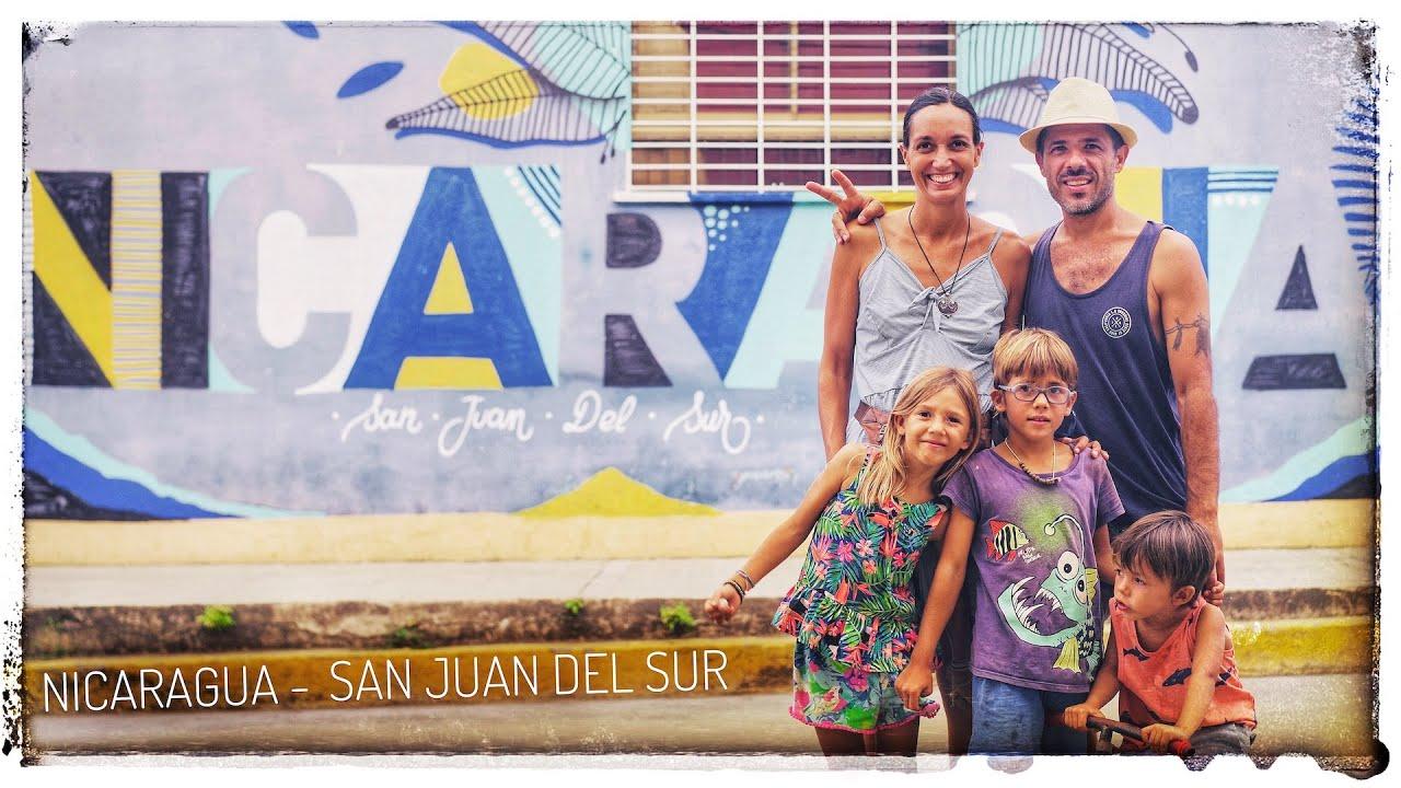 🇳🇮 Primeras SENSACIONES del viaje a NICARAGUA - San Juan del Sur 2021